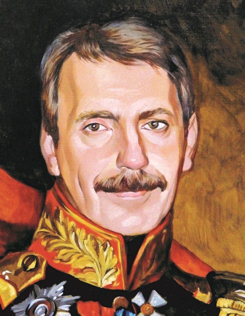 портрет маслом по фото Курск
