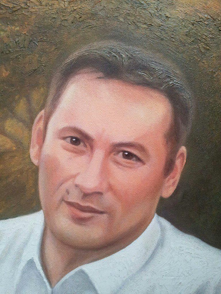 где заказать семейный портрет маслом в Курске