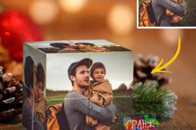 Фотокубик трансформер, купить в подарок Курск